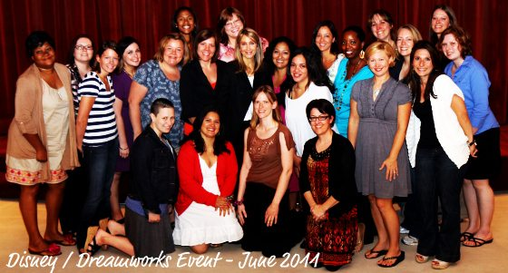 Stacey Snider CEO & Co-Chairman Dreamworks and Women Bloggers June 2011