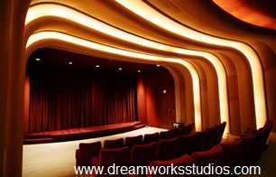 DreamWorks Studio Screening Room