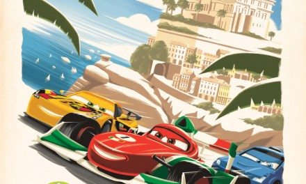 Around the World with Disney/Pixar Cars 2: Porto Corso, Italy