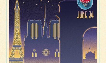 Around the World with Disney/Pixar Cars 2 – Paris, France