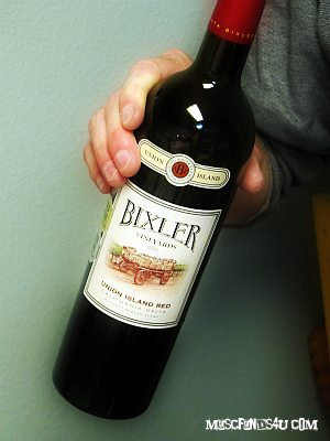 Bixler Vineyard Red from The California Wine Club