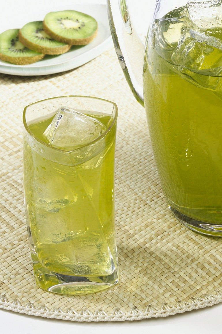 Teas'Tea GREEN TEA SUMMER PUNCH Recipe
