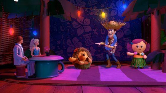 New Toy Story Hawaiian Short Photo