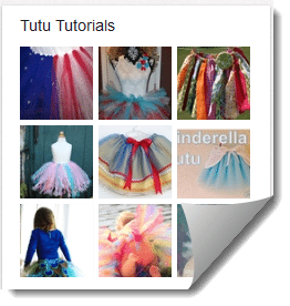 Tutu Tutorials - DIY and instructions for girls, babies, and even dogs!