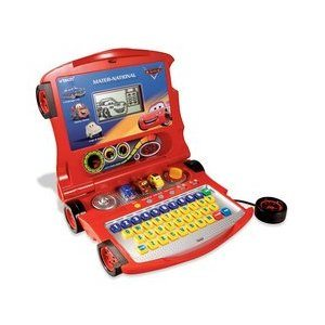 VTech Cars 2 Computer for Toddlers