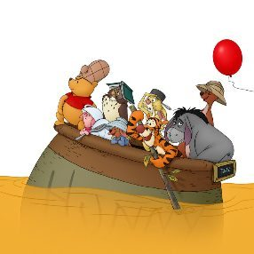Disney Winnie the Pooh Movie in Theaters July 15, 2011