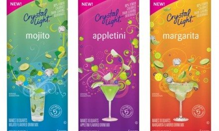 Crystal Light Mocktails: New Refreshing Drinks for the Whole Family