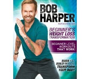 Review:  Biggest Loser's Bob Harper's New DVD Workout