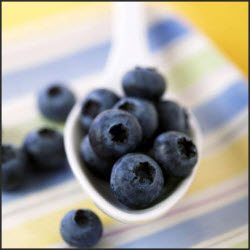 Nutricious and delicious fresh blueberries - nothing artificial here!
