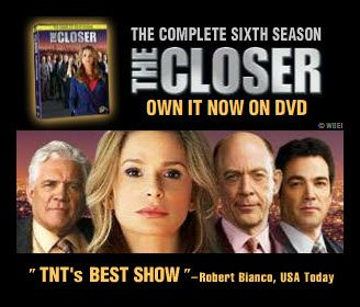 The Closer 6th Season DVD Set and Bonus Features Review