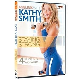Review:  Ageless with Kathy Smith 15-minute Workouts For Any Age