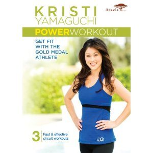 REVIEW:  Kristi Yamaguchi – Power Workout DVD and Digital Download