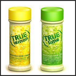 True Citrus - Lemon or Lime Shakers