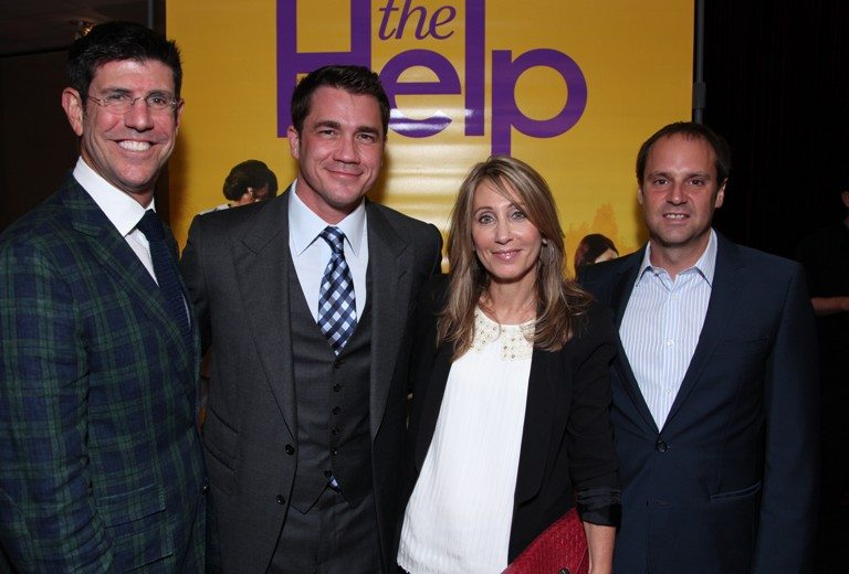 "DreamWorks CEO Stacey Snider on ""The Help"" Movie – Tough Questions"