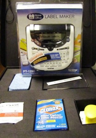 Could the Brother P-Touch Label Maker be the answer to my organizational problems?