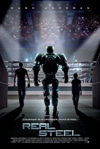 "DreamWorks ""Real Steel"" International 1-Sheet Poster"