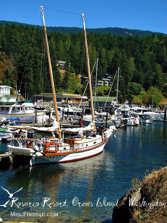 Rosario Resort Orcas Island - Washington State