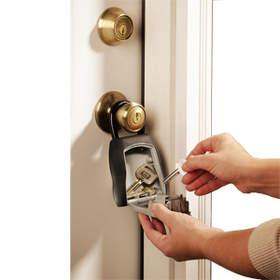 Master Lock Key Safe