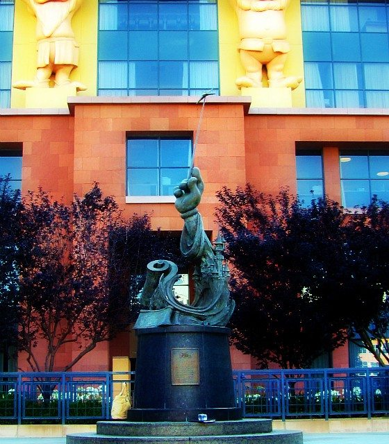 Photo of the Day:  Walt Disney Studio Hollywood California