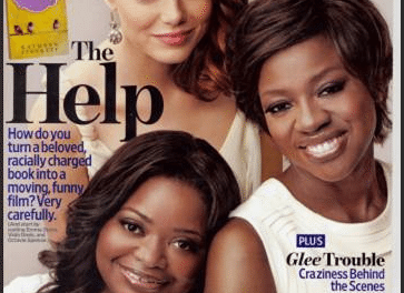 """DreamWorks Pictures """"The Help"""""""