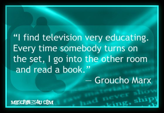 Grouch Marx Quote
