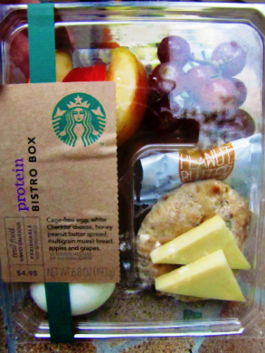 Starbucks Protein Bistro Box