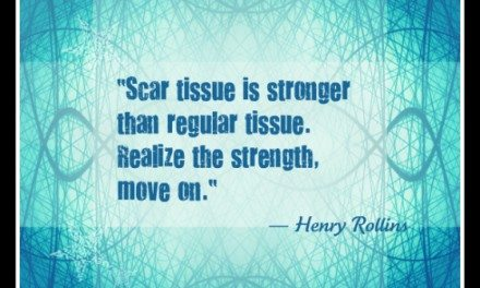 Today's Quote: Henry Rollins – Realize the Strength, Move On