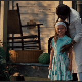 """Cicely Tyson and young Skeeter in """"The Help"""""""