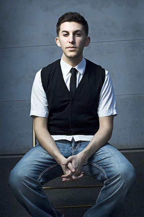 Antony Bitar - Singer/Songwriter
