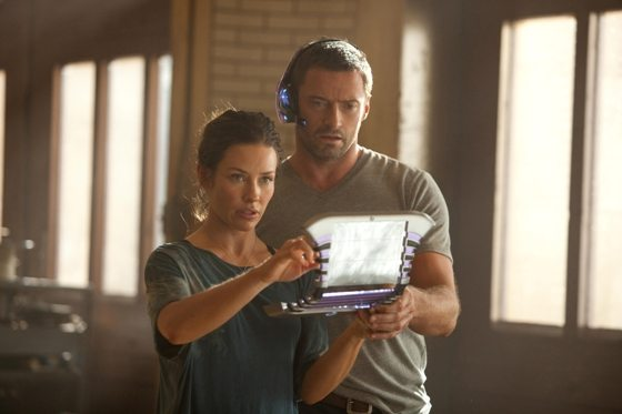 "DreamWorks Pictures ""Real Steel"" Meet the Cast: Evangeline Lilly"