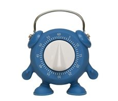 Serioulsy the cutest Kitchen Timer ever!  By Headchefs