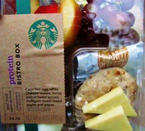 Starbucks Introduces Fresh and Tasty Bistro Boxes at Select Stores Nationwide
