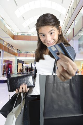 Teach your teen safe spending habits