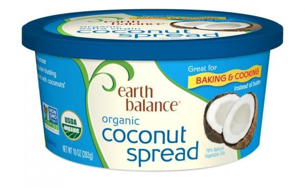 Earth Balance Organic Coconut Spread - use in place of butter or margarine