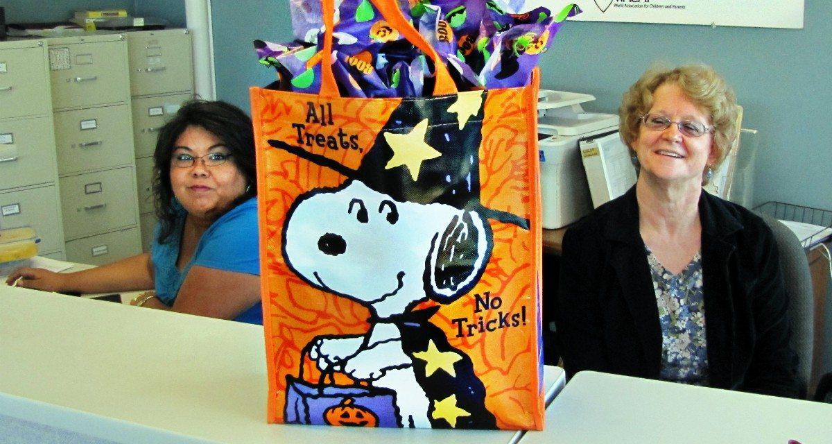 Community Halloween Boo Bag Surprise #DontBeTheDarkHouse #CBias
