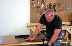Chip Wade and Dremel Tools: Installing Laminate Floors with Saw-Max