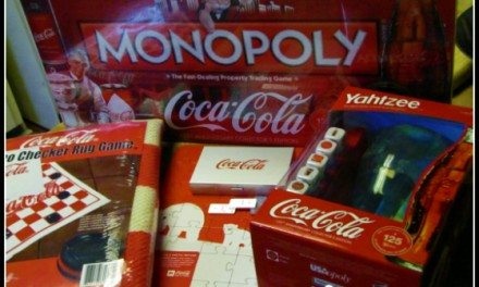 Coca-Cola Family Game Night {2011 Gift Guide}