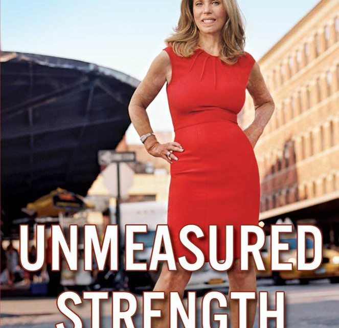 "Audiobook Review: ""Unmeasured Strength,"" by Laura Manning"