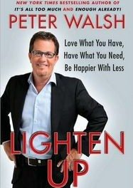 "Book Review:  Peter Walsh Wants You to ""Lighten Up"""