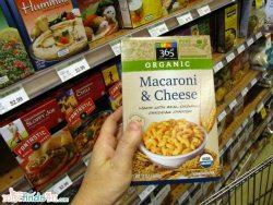 Whole Food 365 Organic Macaroni & Cheese