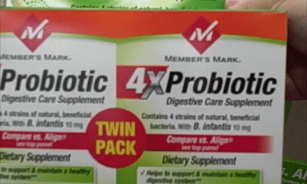 Member´s Mark 4X Probiotic Follow Up – Does it Work? #digestivehealth