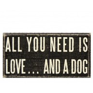 and dogs...
