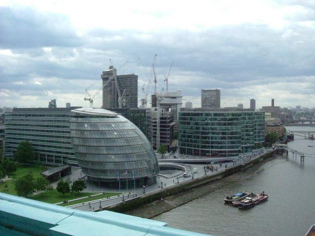 City Hall, London, SE1 - geograph.org.uk - 846811