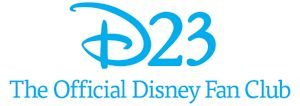 D23 Official Disney Fan Club Logo