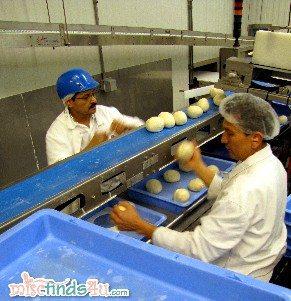 Domino's Pizza Dough Making Process