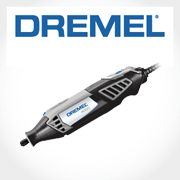 Dremel Tools website and logo