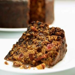 Fruited Cranberry Spice Cake Recipe