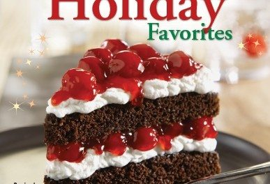 Review: 2011 the Hershey's Holiday Favorites Cookbook and Recipe
