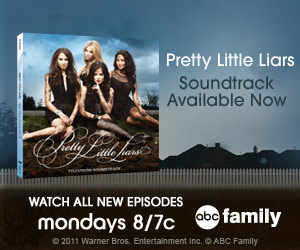 Pretty Little Liars Soundtrack Released February 2011