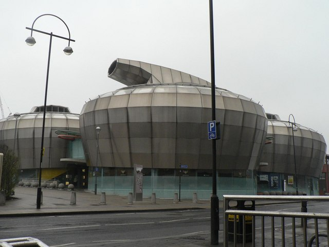 Sheffield, The Hubs - geograph.org.uk - 793551